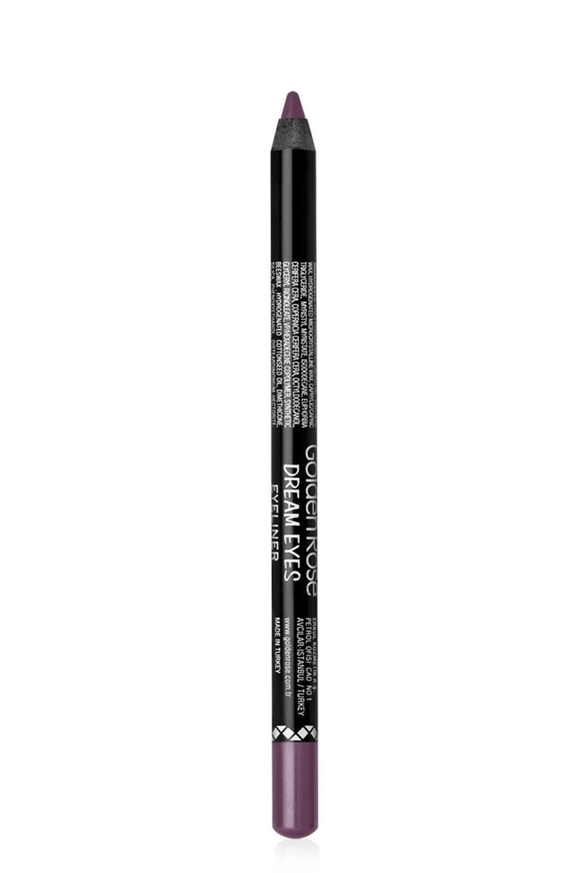 خرید پستی مداد چشم برند گلدن رز رنگ بنفش کد ty4660063