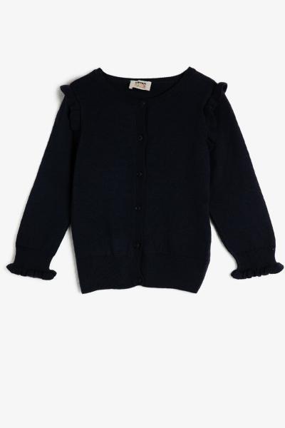 فروش انلاین ژاکت دخترانه مجلسی برند Koton Kids رنگ لاجوردی کد ty47414040