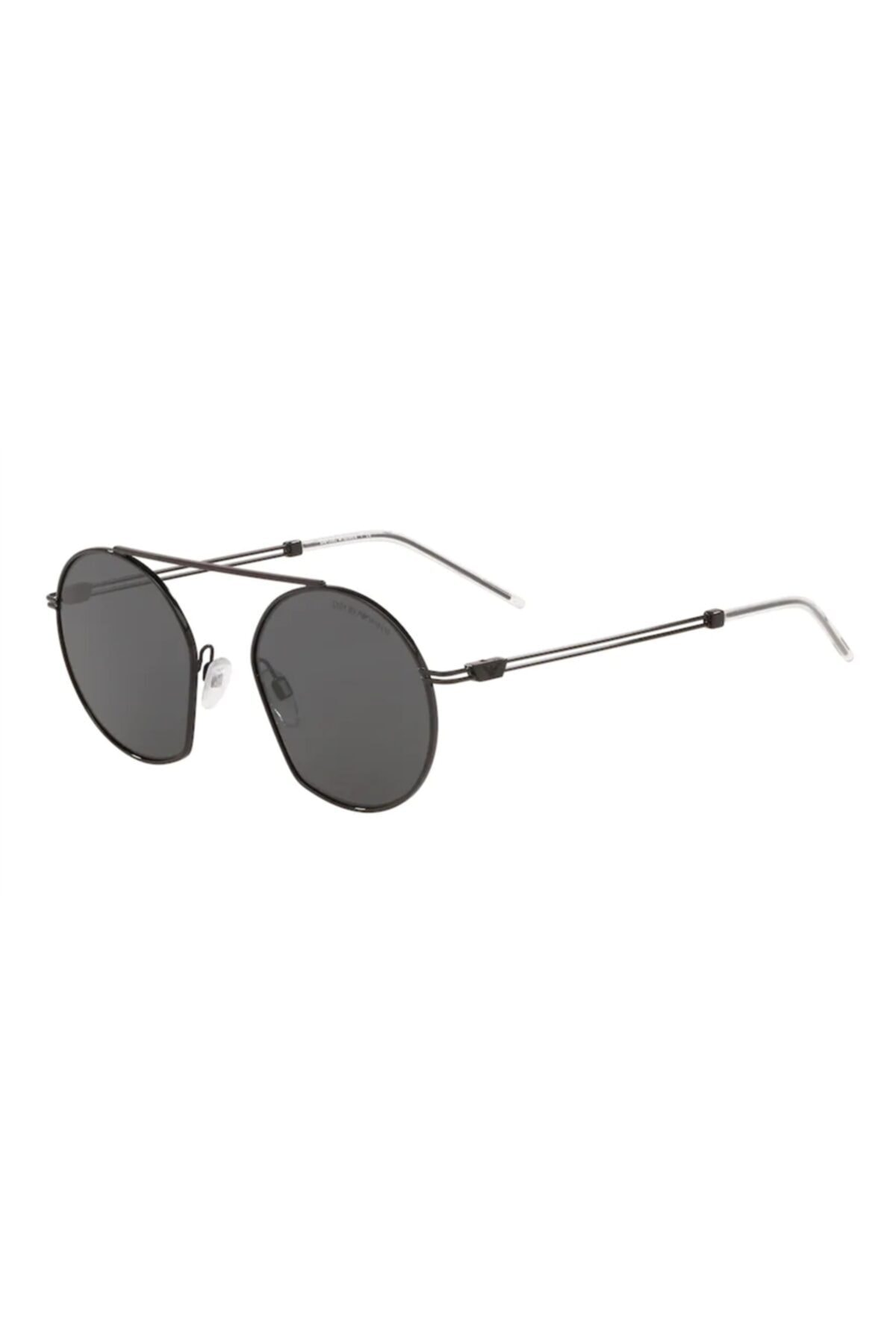 عینک دودی یونیسکس فروش برند امپریو آرمانی رنگ مشکی کد ty48908823