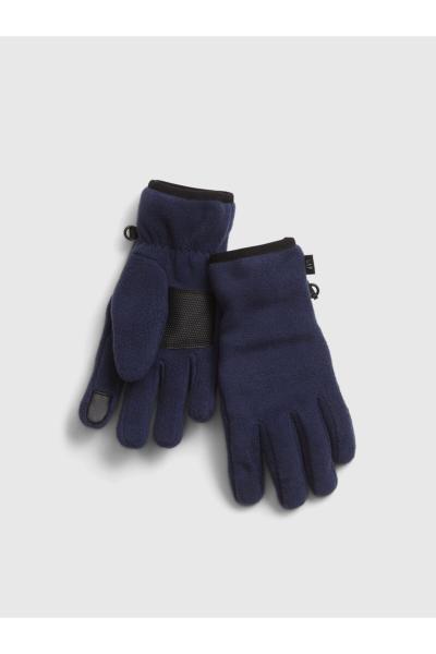 خرید اینترنتی دستکش خاص بچه گانه پسرانه برند GAP Kids رنگ لاجوردی کد ty49625278