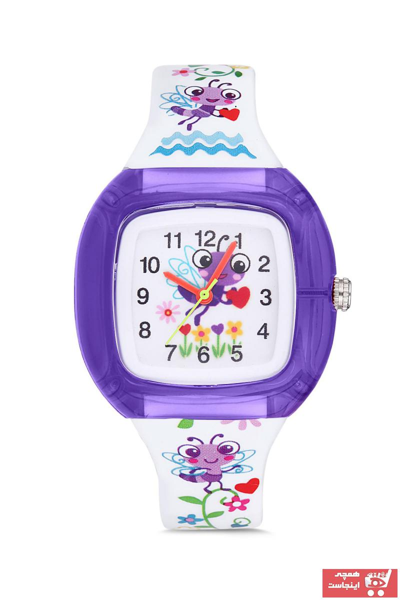 ساعت دخترانه ست برند WatchArt رنگ آبی کد ty50728857