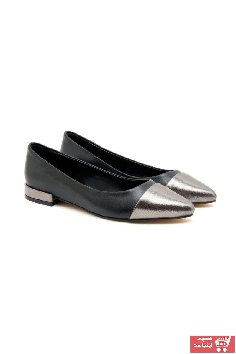 خرید اینترنتی کفش بابت خاص برند Desa رنگ مشکی کد ty52653559
