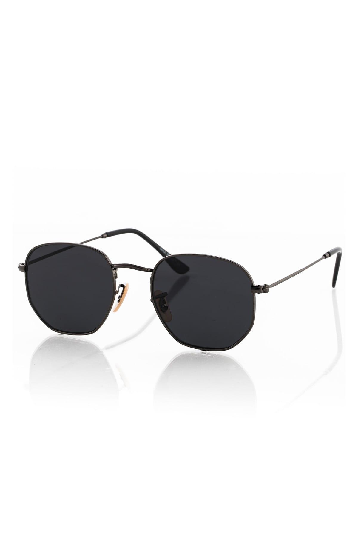 عینک دودی خاص برند Max Polo رنگ مشکی کد ty5821673