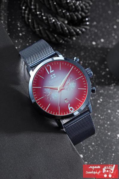 فروش ساعت مردانه برند Belonni رنگ قهوه ای کد ty59248434