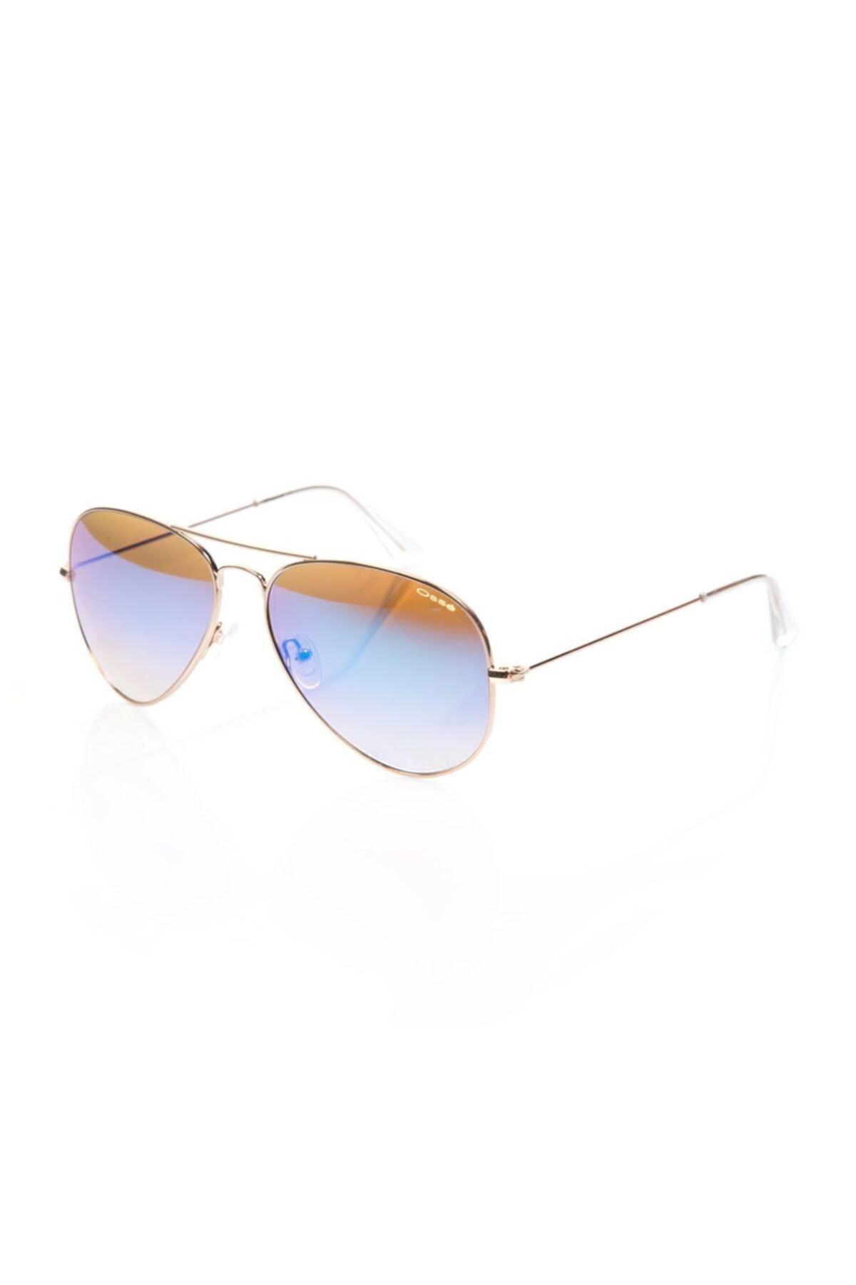 عینک دودی  برند Osse رنگ طلایی ty6142359