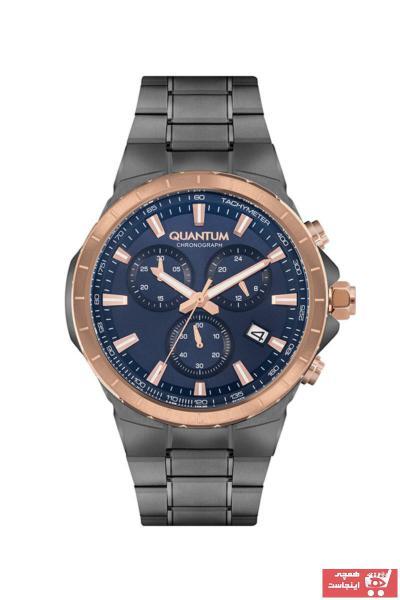 خرید نقدی ساعت مردانه اورجینال برند Quantum رنگ نقره ای کد ty64424648