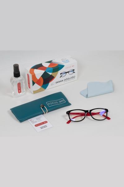 عینک آفتابی بچه گانه پسرانه زیبا برند Focus On Eyewear رنگ مشکی کد ty64931261