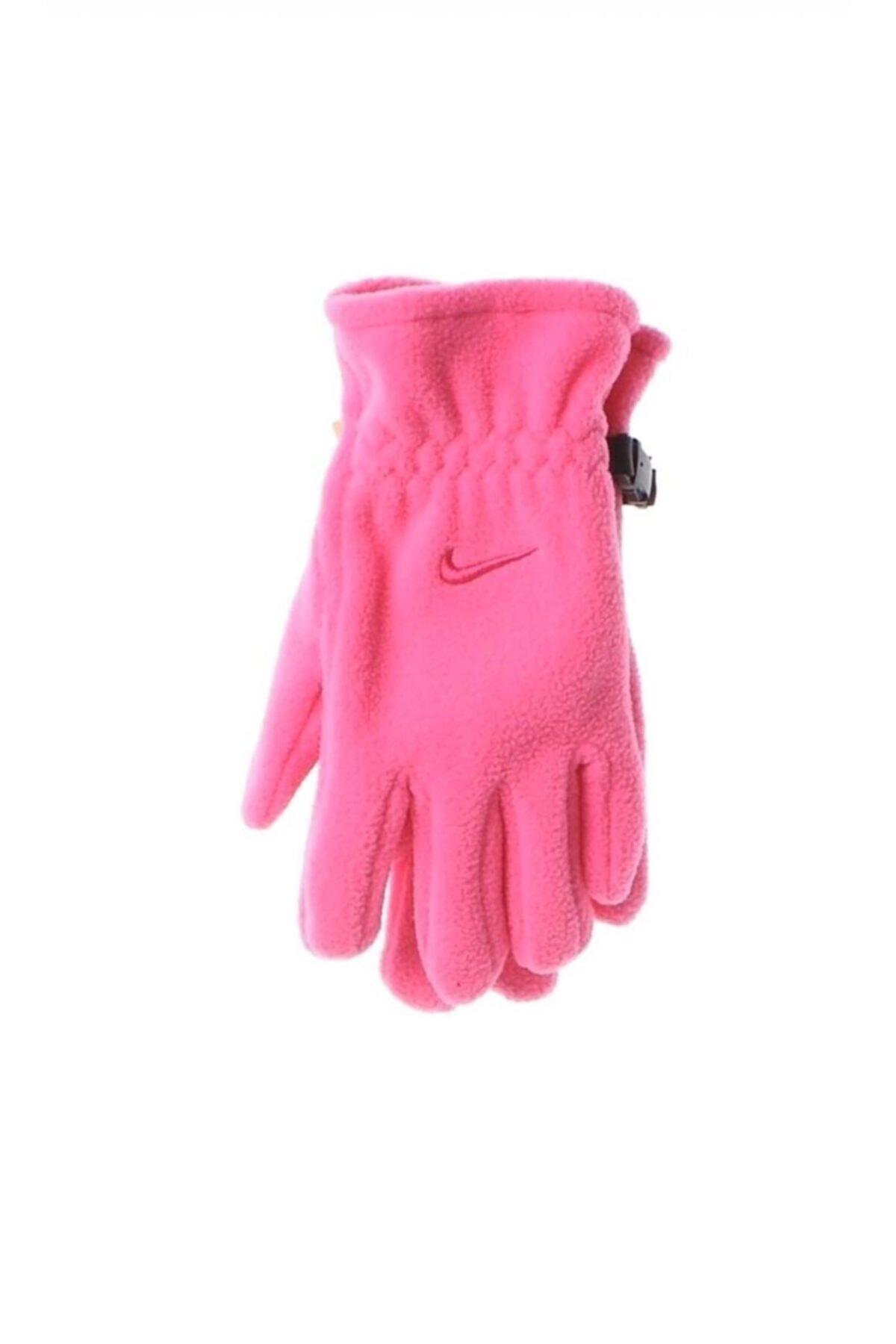 خرید انلاین دستکش طرح دار برند Nike اورجینال رنگ صورتی ty64945177