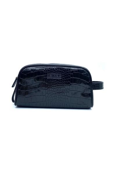 کیف دستی مردانه اسپرت برند EMİNSA DERİ رنگ مشکی کد ty65948827