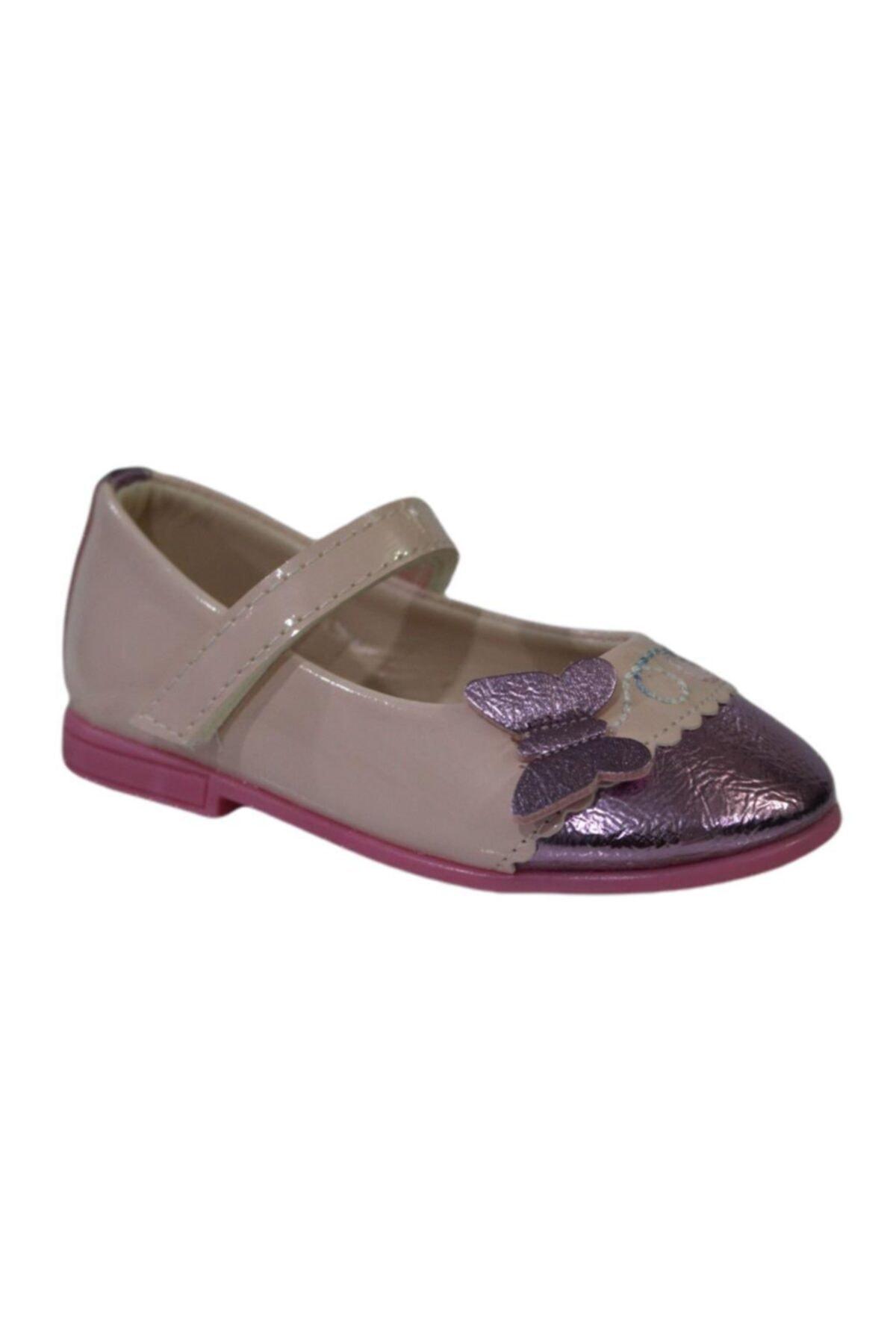 خرید نقدی کفش تخت بچه گانه دخترانه فانتزی برند Polaris رنگ صورتی ty65995546