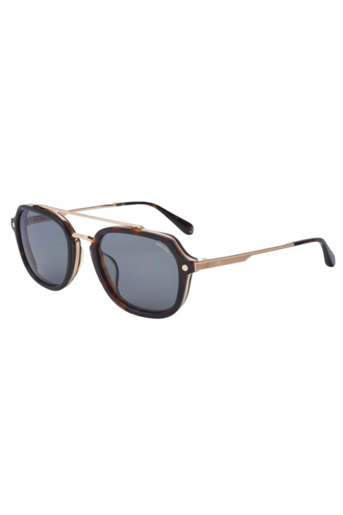 خرید ارزان عینک آفتابی زنانه اسپرت برند Police رنگ قهوه ای کد ty66354816