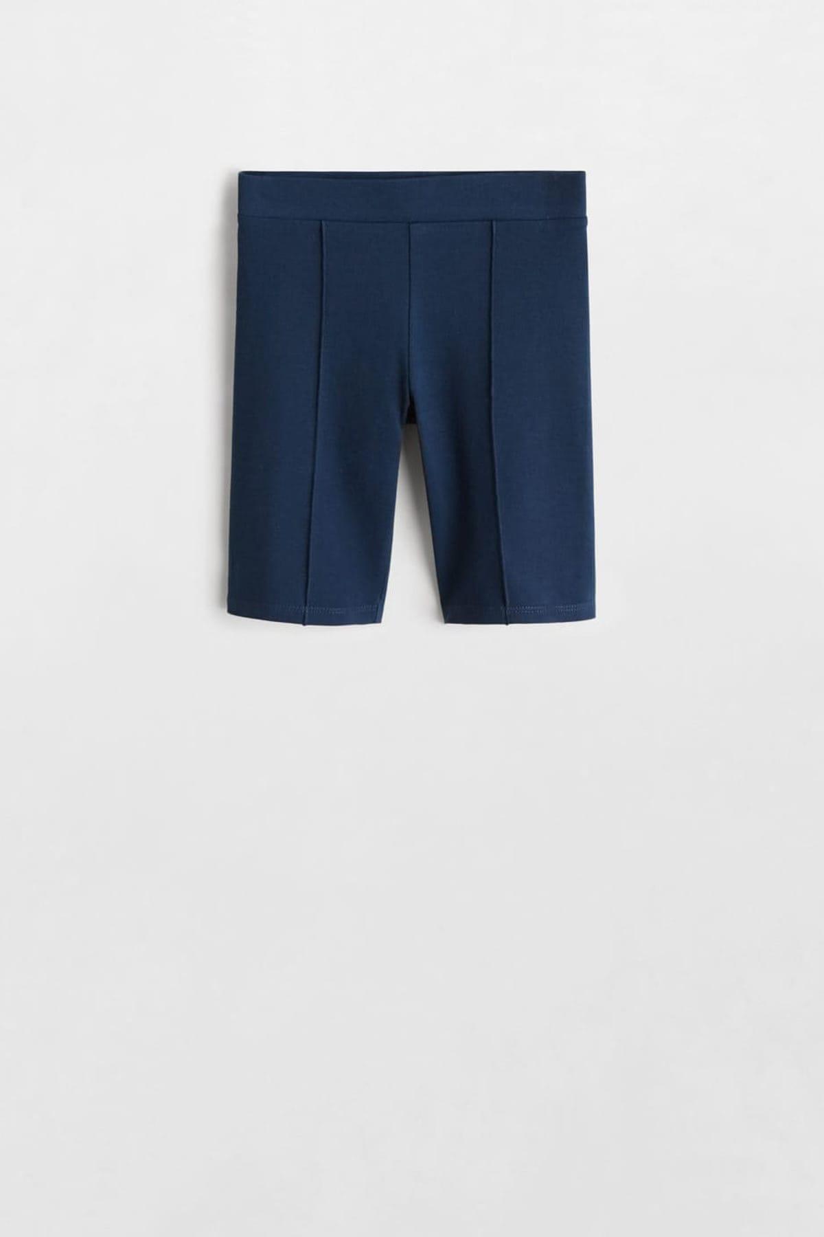 خرید اینترنتی شلوار خاص دخترانه برند منگو رنگ لاجوردی کد ty6924166