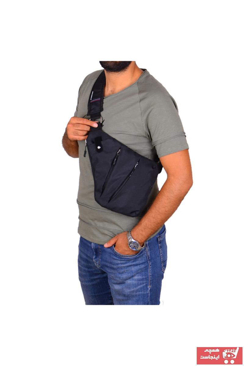 کوله پشتی مردانه مارک برند Strong Bag رنگ مشکی کد ty69759008
