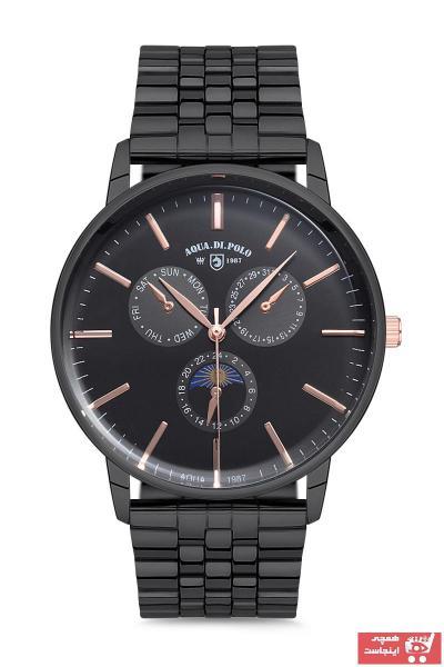 خرید انلاین ساعت مردانه 2021 برند Aqua Di Polo 1987 کد ty7086618