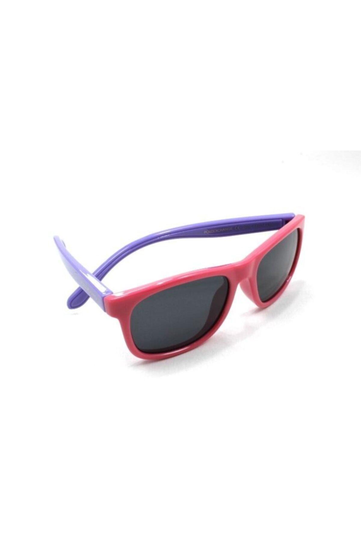 خرید عینک آفتابی از ترکیه برند Polo Exchange رنگ صورتی ty71646853