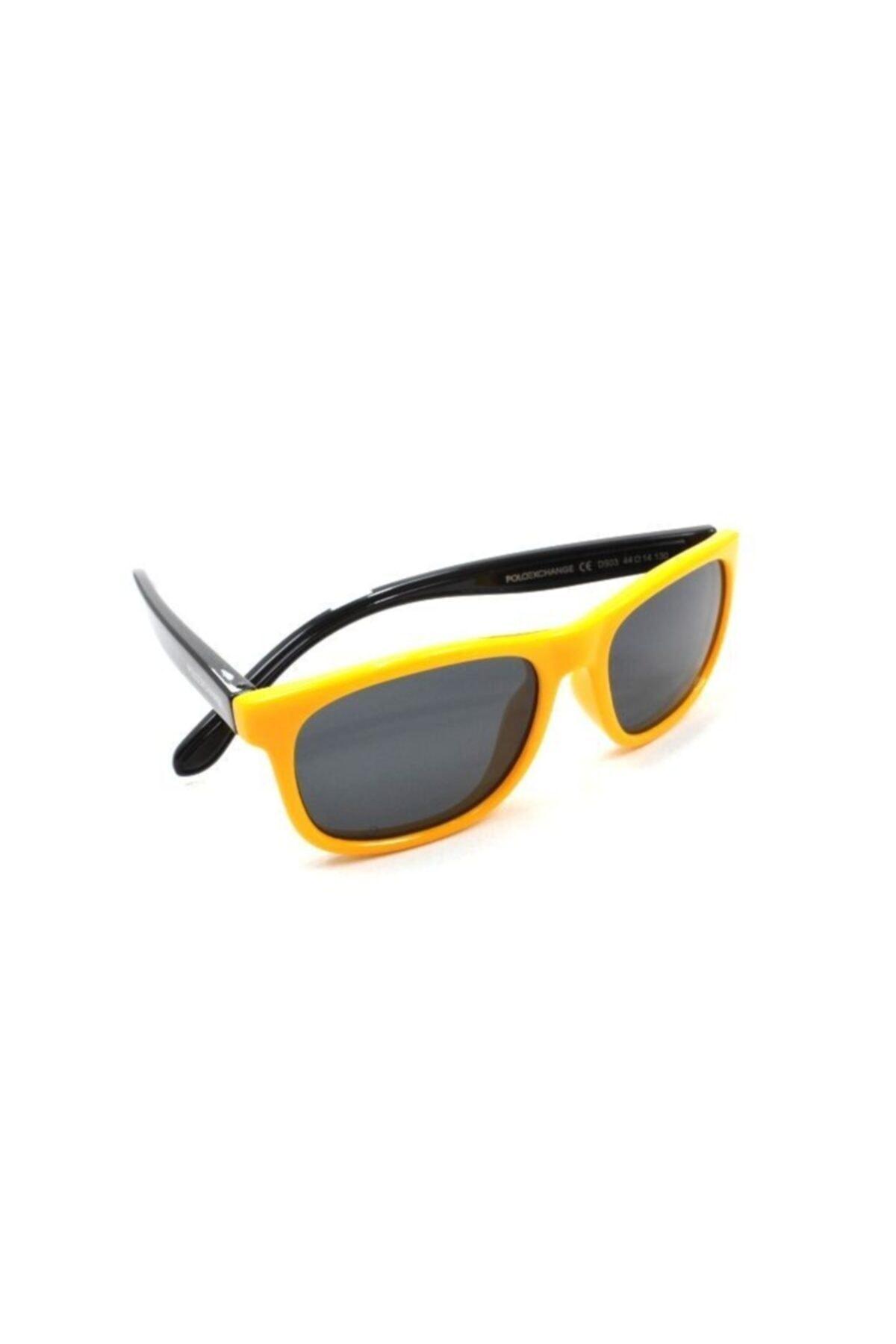 عینک آفتابی  برند Polo Exchange رنگ نارنجی کد ty71646867