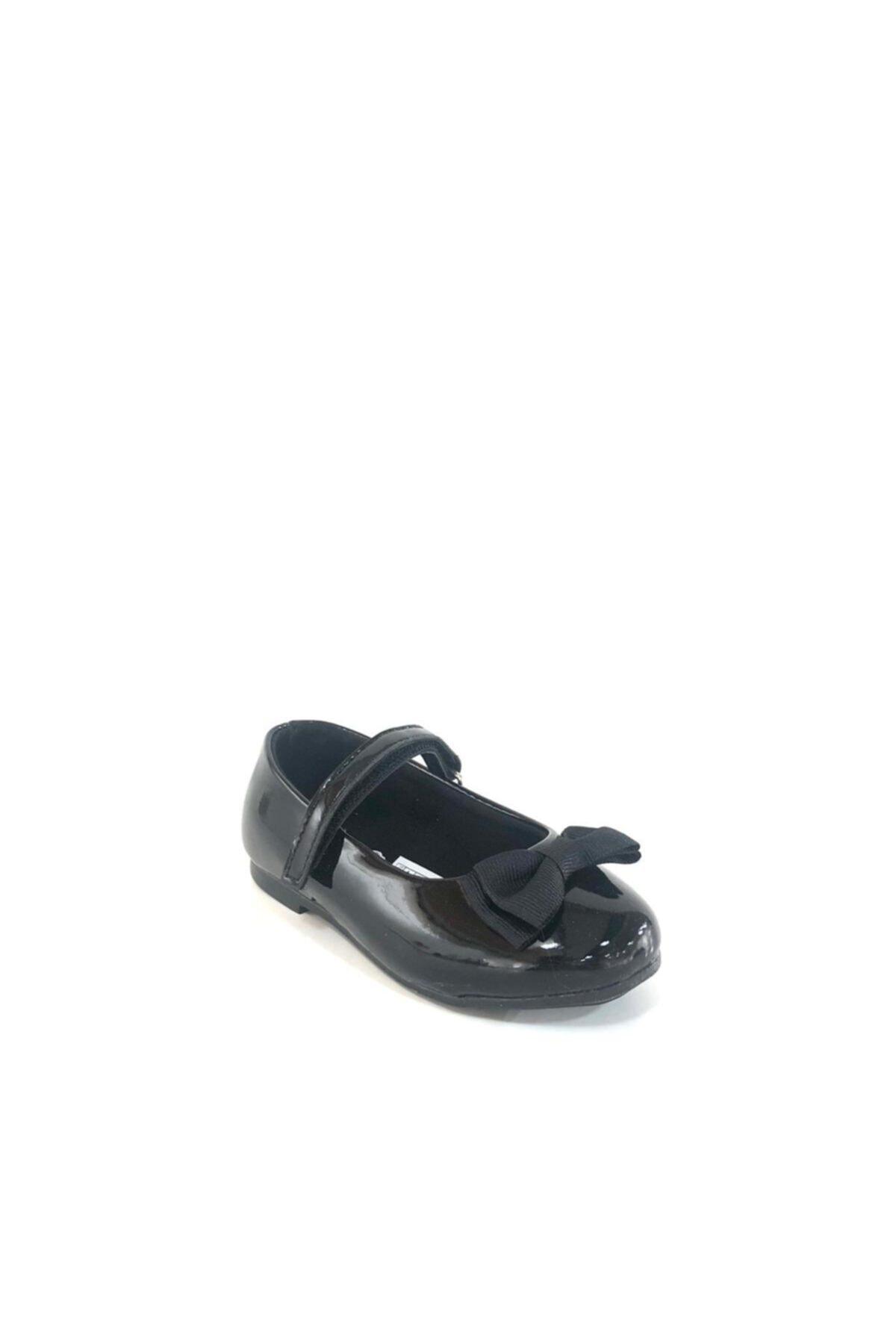 سفارش نقدی کفش تخت نوزاد دخترانه برند Flubber رنگ مشکی کد ty71948492