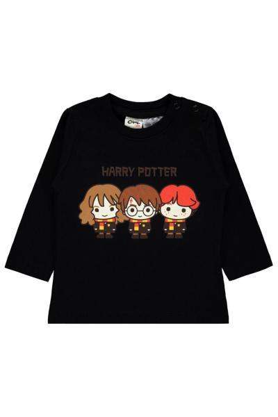 خرید اسان سویشرت نوزاد پسرانه فانتزی برند Harry Potter رنگ مشکی کد ty73630348