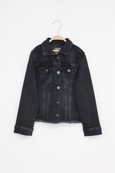 مدل ژاکت دخترانه  برند Altun Kids رنگ مشکی کد ty74508941