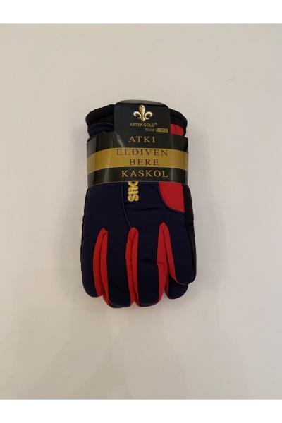 دستکش فانتزی برند ASTEK GOLD رنگ لاجوردی کد ty74713229