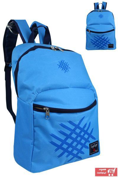 سفارش کیف ورزشی زمستانی دخترانه برند Bye Bye رنگ آبی کد ty80786253