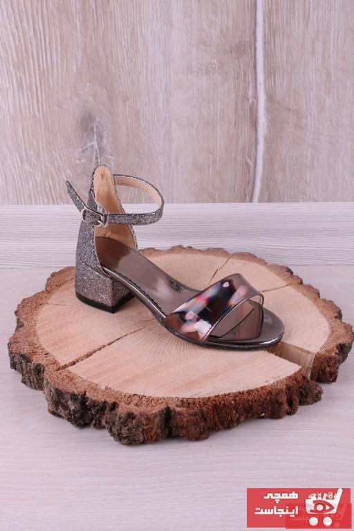 خرید اینترنتی کفش پاشنه بلند خاص برند Kidya رنگ نقره کد ty81039577
