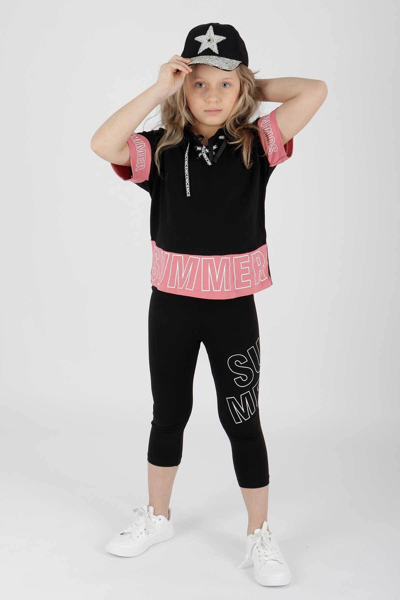 فروش ست لباس جدید برند Ahenk Kids رنگ مشکی کد ty83090690