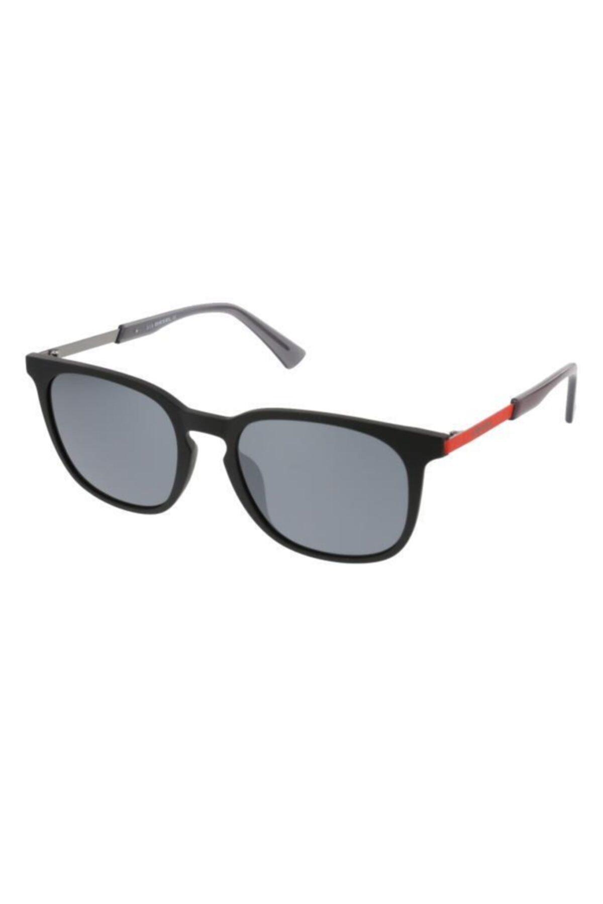 عینک دودی خفن برند دیزل رنگ مشکی کد ty87648935
