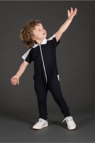 خرید سرهمی بچه گانه فانتزی برند Baokids رنگ لاجوردی کد ty88001576