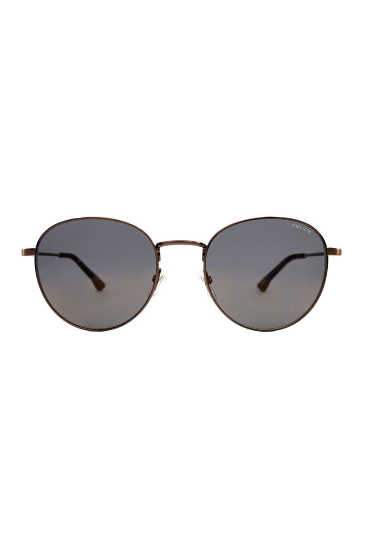 خرید انلاین عینک آفتابی زیبا زنانه برند Police رنگ متالیک کد ty88433013
