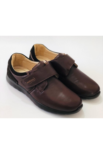 خرید کفش کلاسیک مردانه ست برند medistep رنگ قهوه ای کد ty88850990