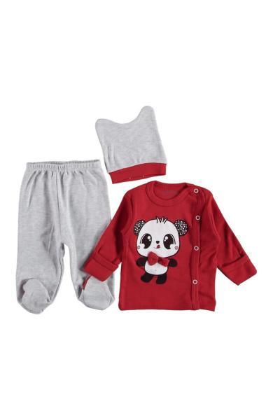 خرید انلاین ست لباس نوزاد فانتزی برند Moda Modam رنگ قرمز ty88863069