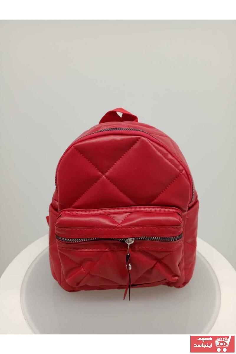 خرید  کوله پشتی زنانه برند ZEKTON رنگ قرمز ty92547455