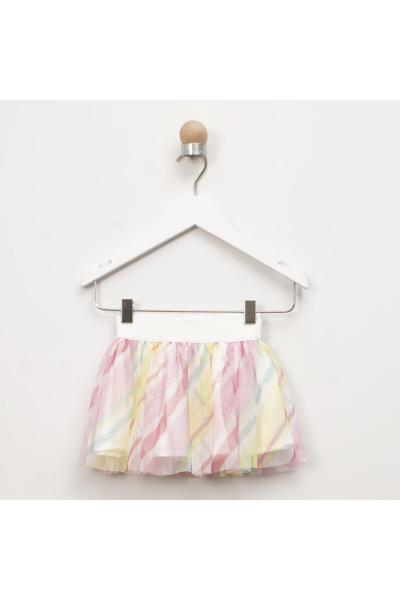 دامن نوزاد دخترانه ارزان برند Panço رنگ صورتی ty92957927