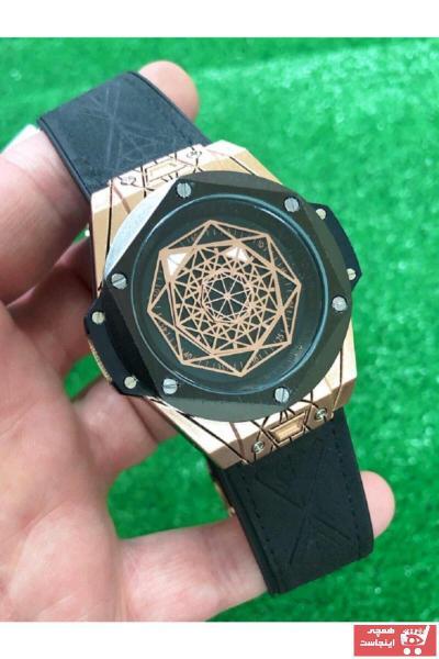 خرید اینترنتی ساعت مچی مردانه برند COMMES رنگ مشکی کد ty93755528