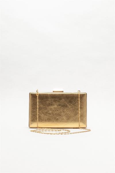 کیف مجلسی دخترانه اصل ارزان برند Elle Shoes رنگ زرد ty94356505