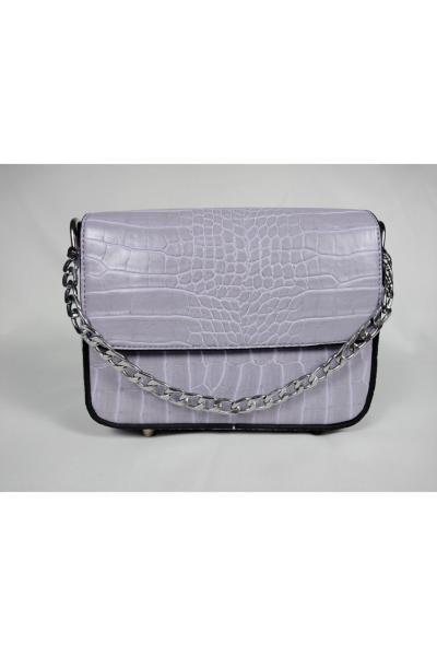 خرید انلاین کیف مجلسی اورجینال زنانه برند Victoria Fashion رنگ بنفش کد ty94520493