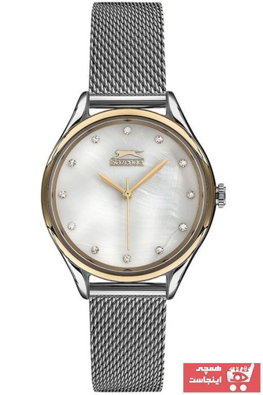 خرید ساعت شیک زنانهجدید مارک اسلازنگر کد ty94704857