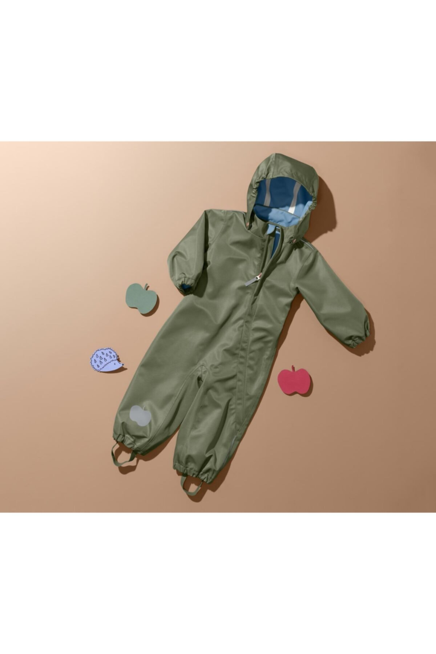 فروش پستی ست سرهمی بچه گانه برند Tchibo رنگ سبز کد ty94733508