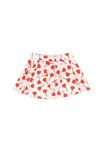 فروشگاه دامن دخترانه تابستانی برند BG Baby رنگ قرمز ty94928925