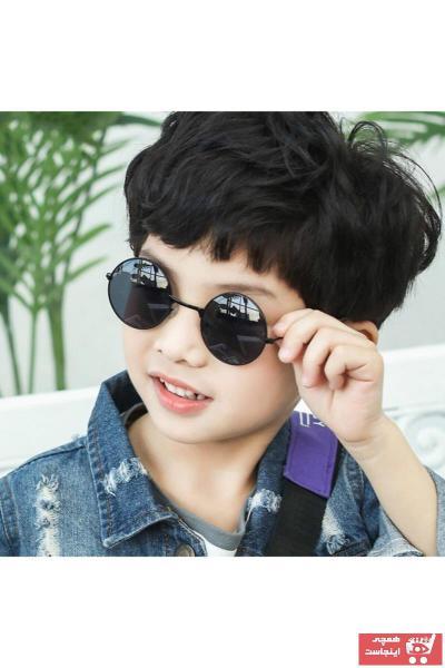 عینک آفتابی بچه گانه دخترانه اسپرت جدید برند Tezzgelsin رنگ مشکی کد ty95239804