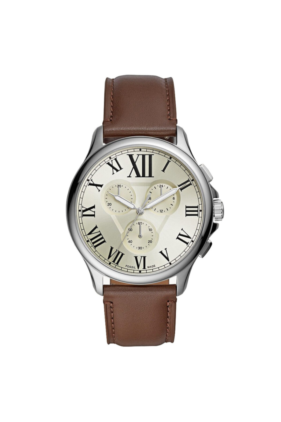 خرید اینترنتی ساعت خاص برند Fossil رنگ قهوه ای کد ty95317802