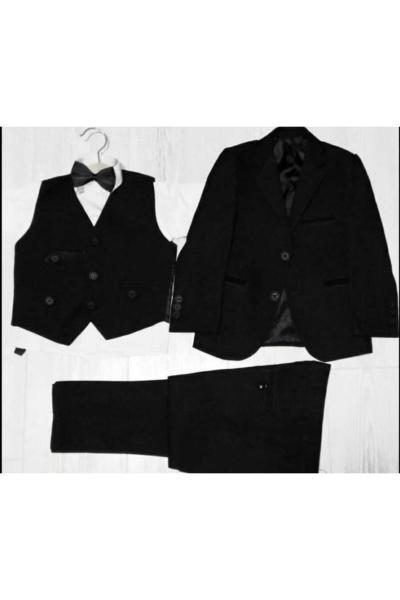 سفارش لباس مجلسی بچه گانه ارزان برند Nacar رنگ مشکی کد ty95991725