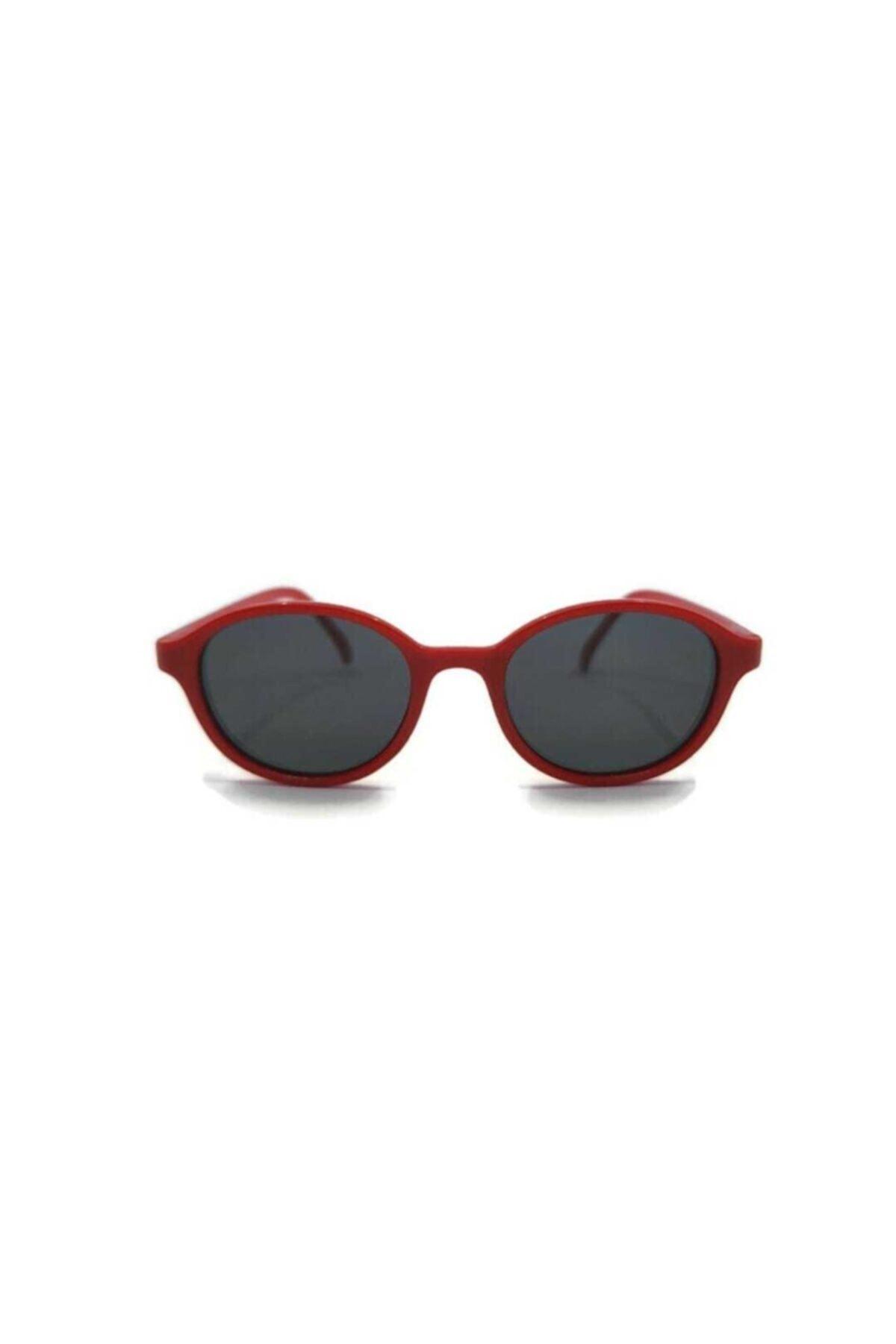 فروش عینک آفتابی دخترانه فانتزی برند PETİTO رنگ قرمز ty96528996