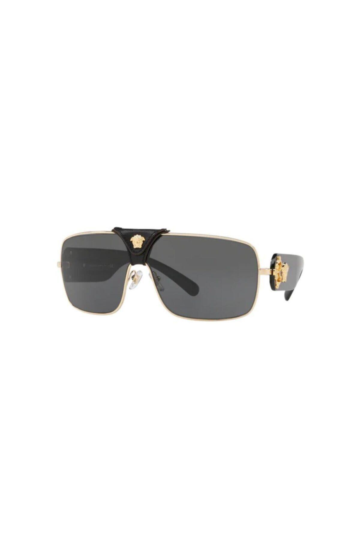 سفارش عینک دودی اسپرت ارزان برند ورساچ رنگ مشکی کد ty96546167