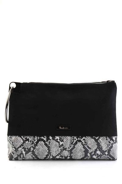 کیف دستی زنانه برند بامبی رنگ مشکی کد ty97366870